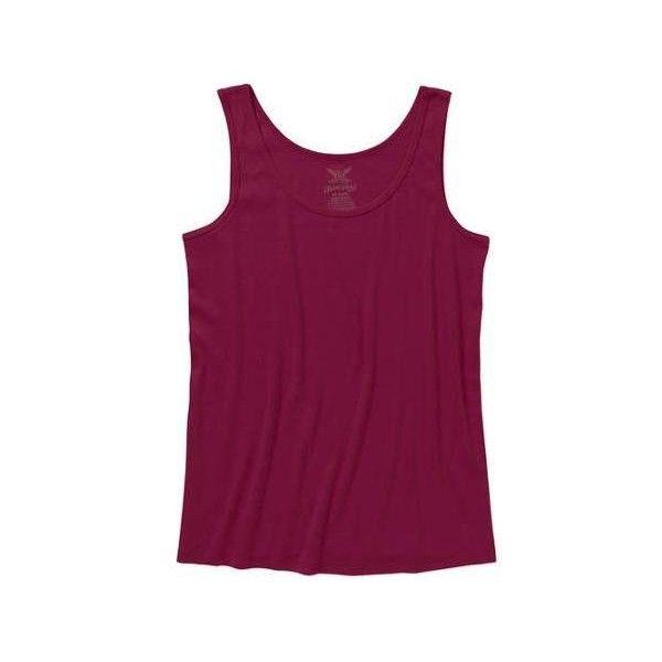 53aa7c305df Faded Glory Women s Plus-Size Essential Layering Tank Walmart.com ( 4.88) ❤