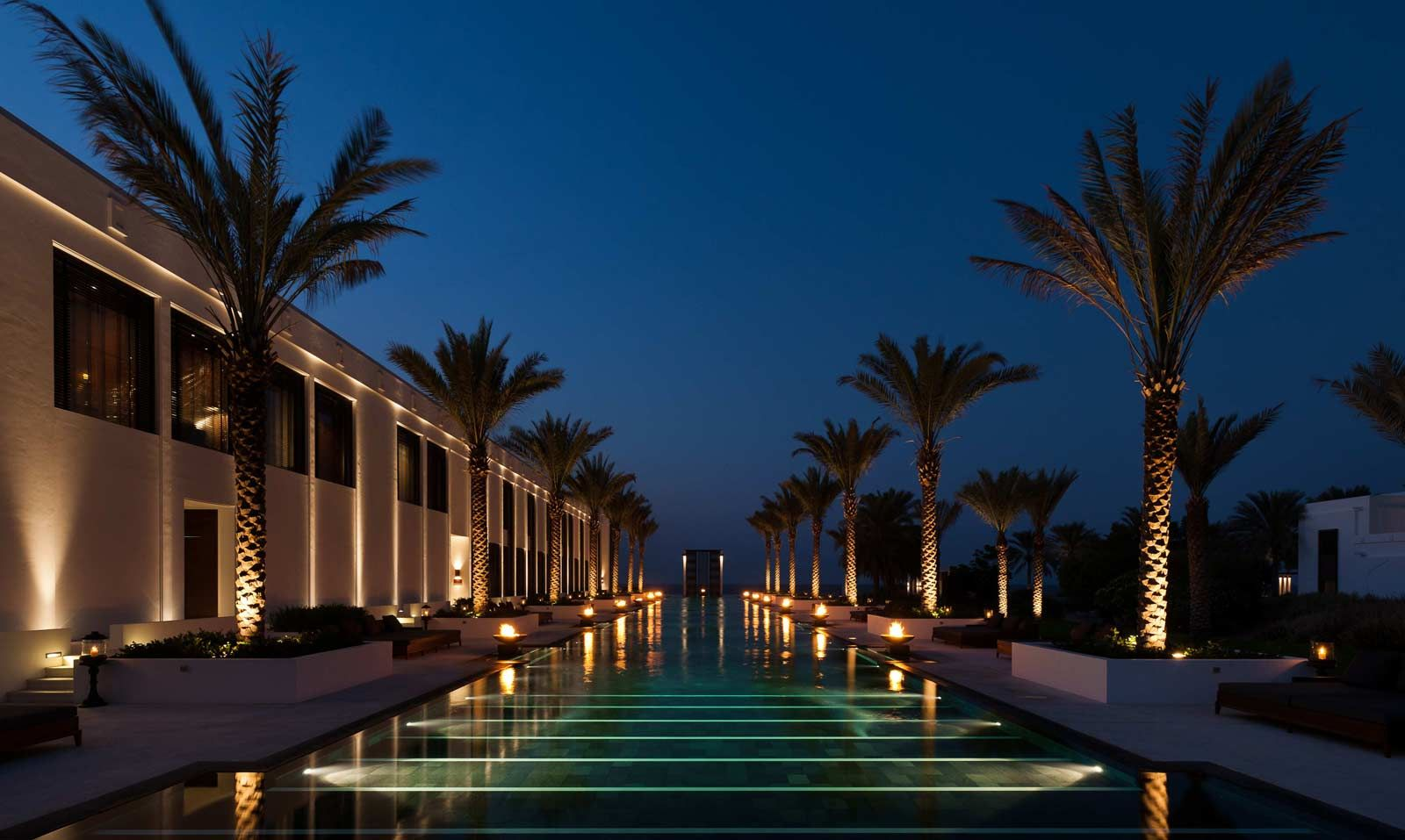 the chedi muscat luxury hotel oman 5 star boutique