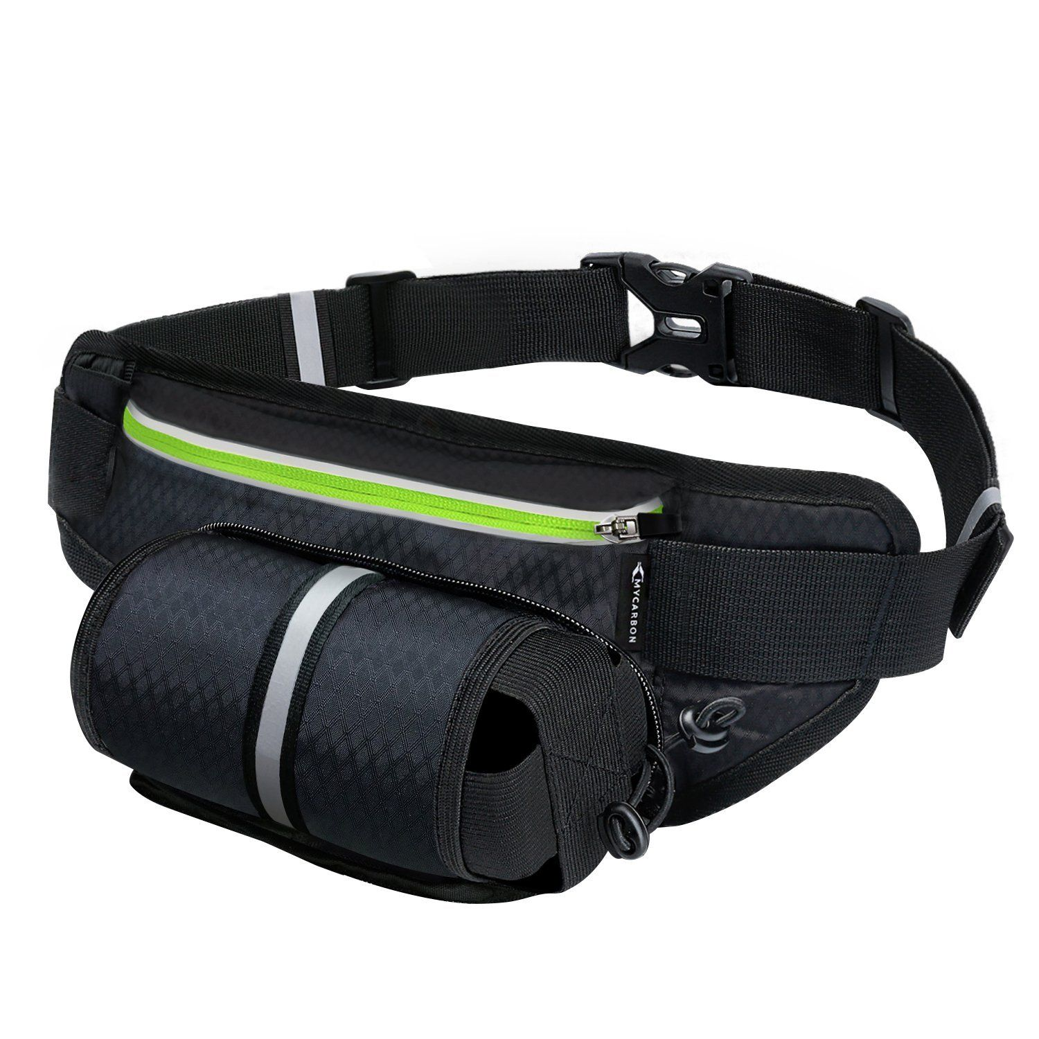 Thigh Bag Black Daiwa Emeraldas Tactical Cyberg A