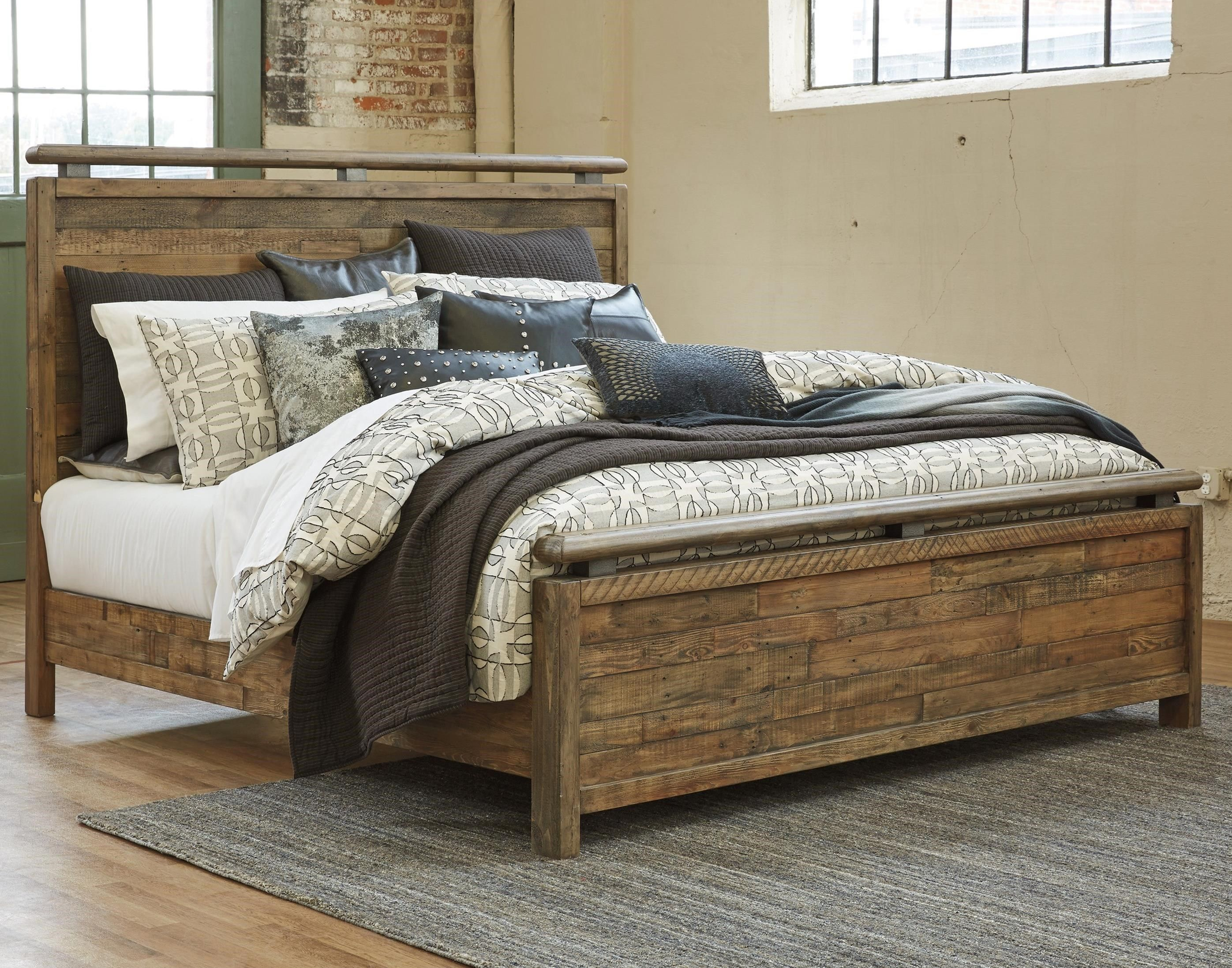 Pin by Iris Clover on Bed Queen panel beds, Panel bed