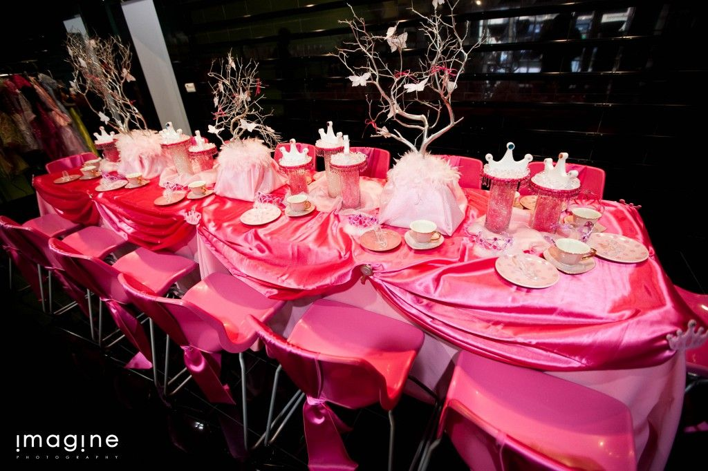 Princess Tea Party Weddingparty Planning Pinterest Vegas - Children's birthday venues las vegas