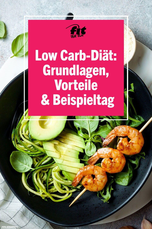 Low Carb-Diät: Grundlagen, Vorteile & Beispieltag