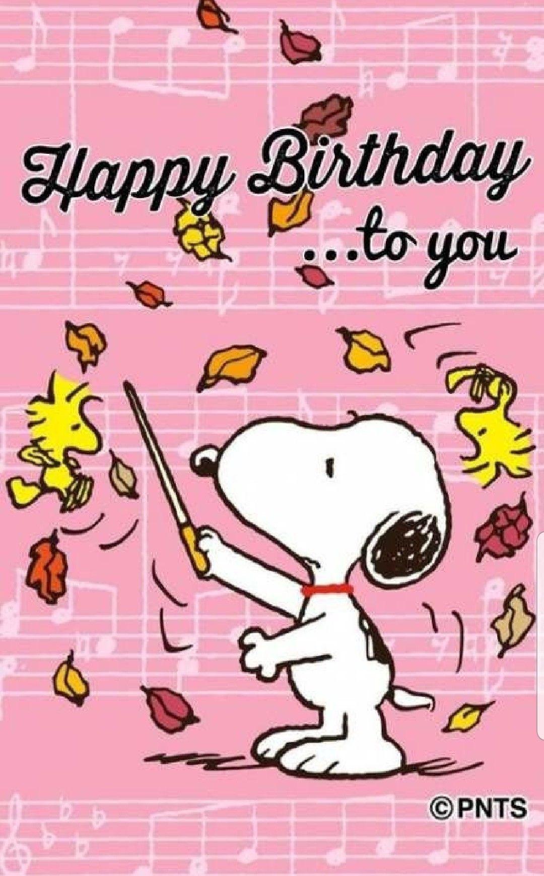 Happy 58th Birthday Attila Snoopy Funny Snoopy Love Happy 58th Birthday