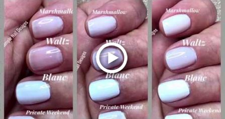 4 Best Essie White Nail Polish From 1 To 3 Coats 4 BEST ESSIE WHITE NAIL POLISH FROM 1 TO 3 COATS Nail Polish nail polish 3 coats
