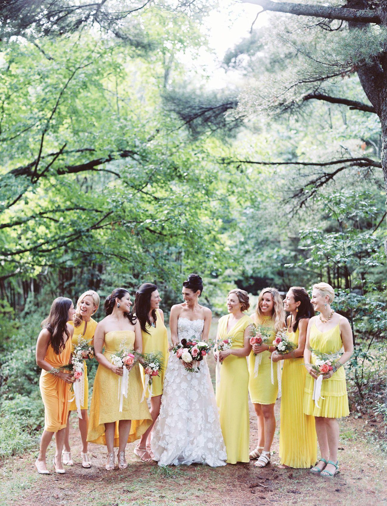 1e5cb8c7df6 Summertime Backyard New Hampshire Wedding  Megan + Andrew