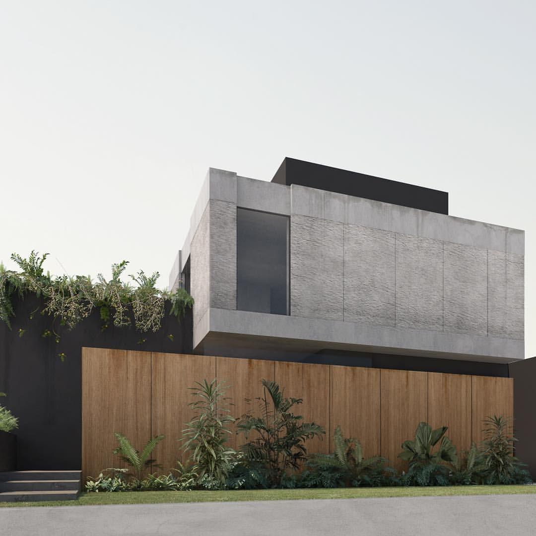 新築住宅の外観アイディア10選 箱型なナウトレンドデザイン: 2019 年の「「EXTERIOR」おしゃれまとめの人気アイデア|Pinterest