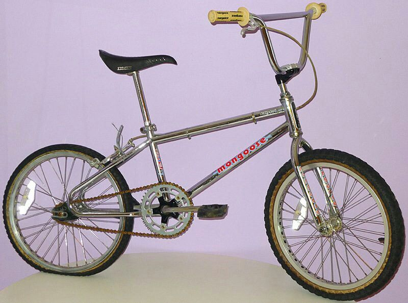 b907fcee978 Diamondback BMX bike - Had a few mods on mine, my first chrome bike ...
