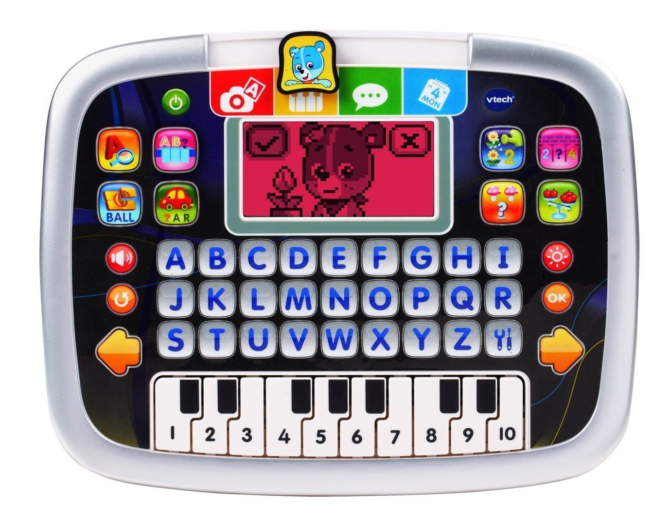 VTech Little Apps Tablet Black Frustration Free Packaging