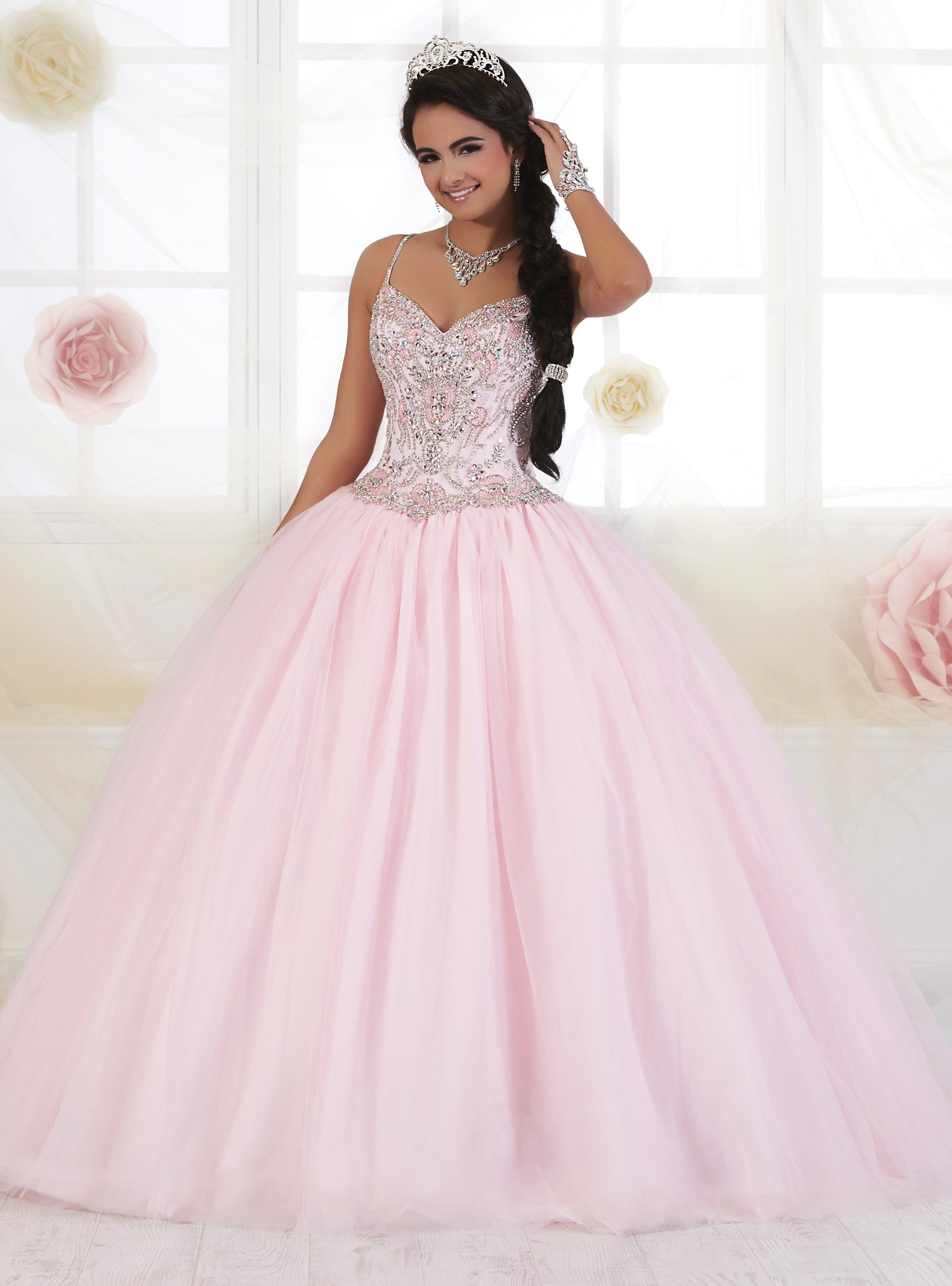 7b572a224ca Beaded Sweetheart Quinceanera Dress by Fiesta Gowns 56351 – ABC Fashion