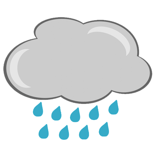 99 Rain Cloud Clipart Free Download Cloud Clipart In 2020 Rain Clipart Clip Art Rain Clouds