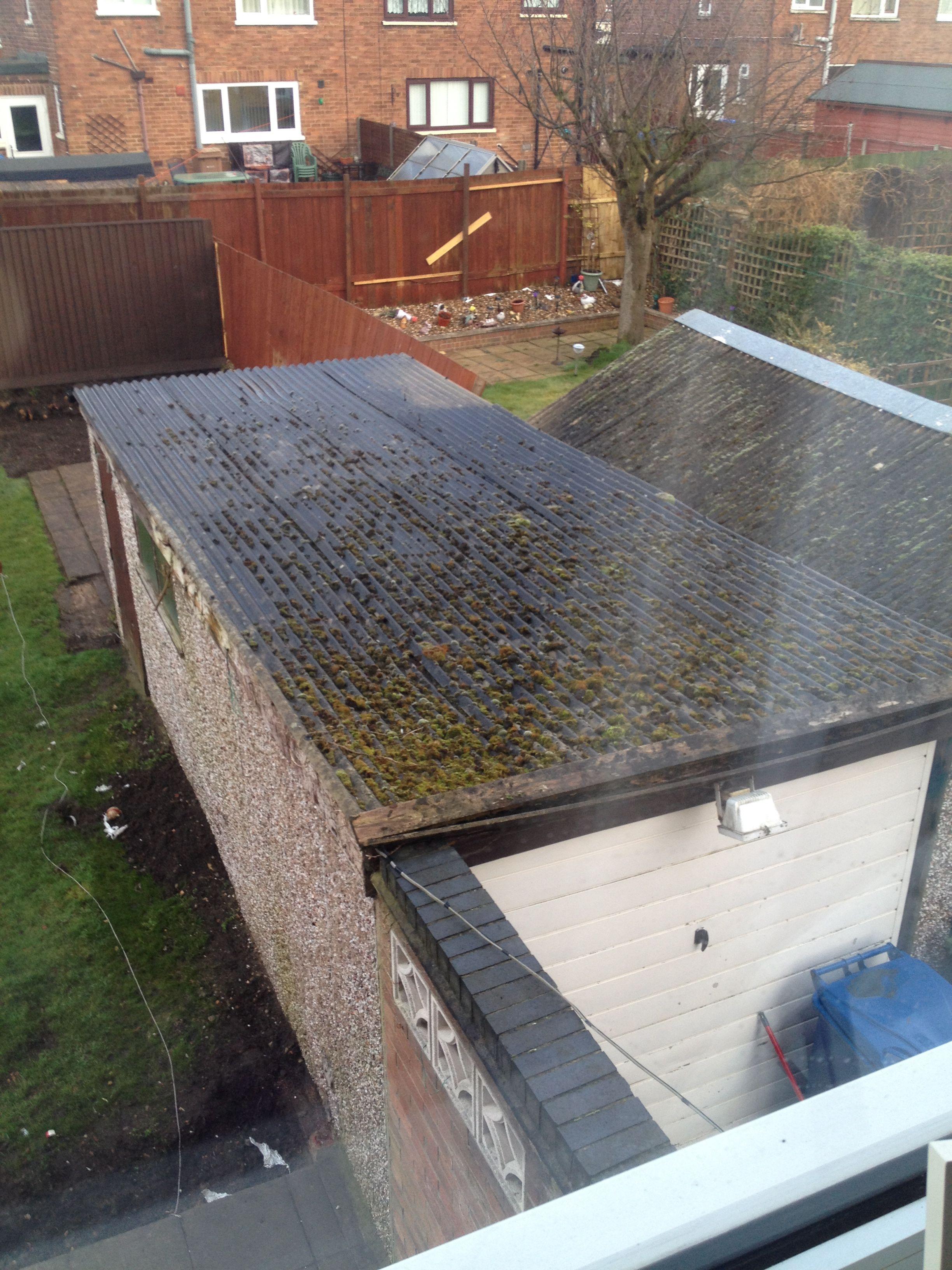 Best The Old Leaking Door Window And Asbestos Roof With 400 x 300