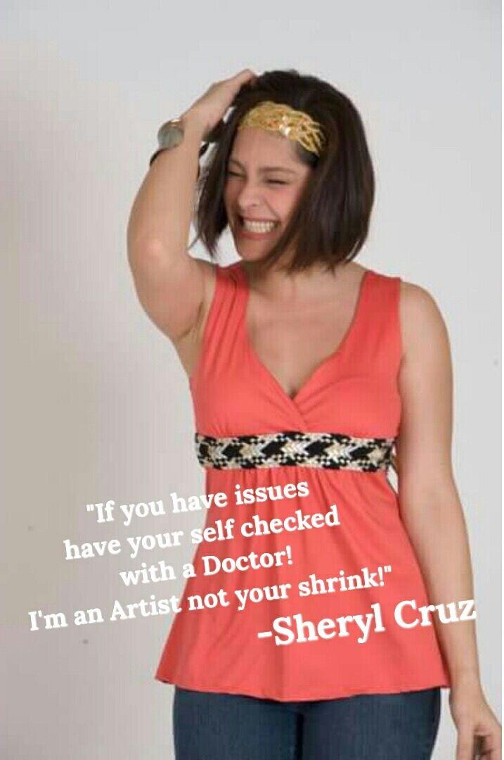 Sheryl Cruz, Actress/Recording Artist/Composer, Female Pop