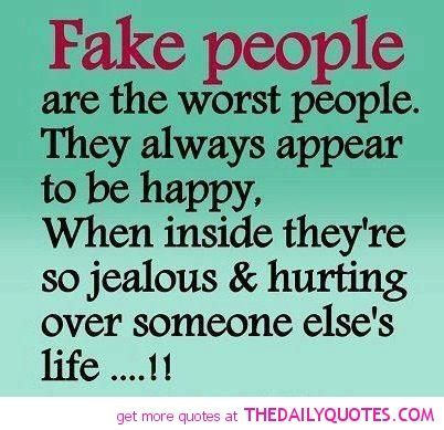 Get A Life Quotes And Sayings Awesome Read Complete Fake People Are The Worst Peoplethey Always Appear
