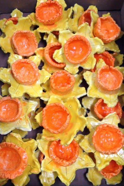 Clay Daffodils