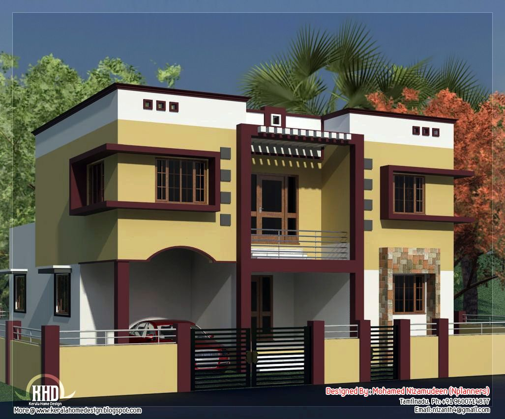 House model design india | House plans and ideas | Pinterest ...