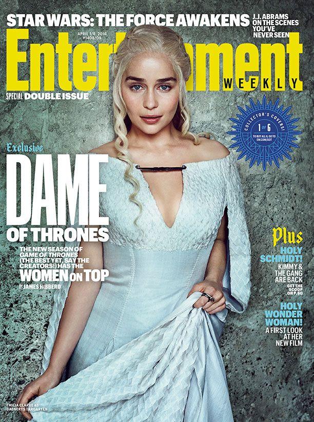 mujeres de Game of Thrones daenerys targaryen