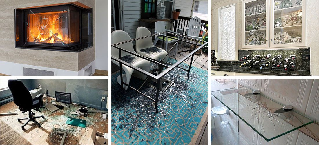 Five broken glass items you thought you couldnt fix
