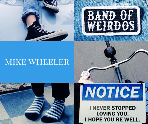 Mike Wheeler - Stranger Things - tumblr Daily Stranger Things