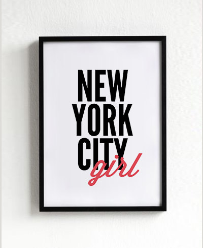 New York Print City Prints City Posters Black and White | Etsy