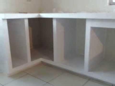 Cocinas de muroblock drywall pinterest drywall for Cocinas de mamposteria