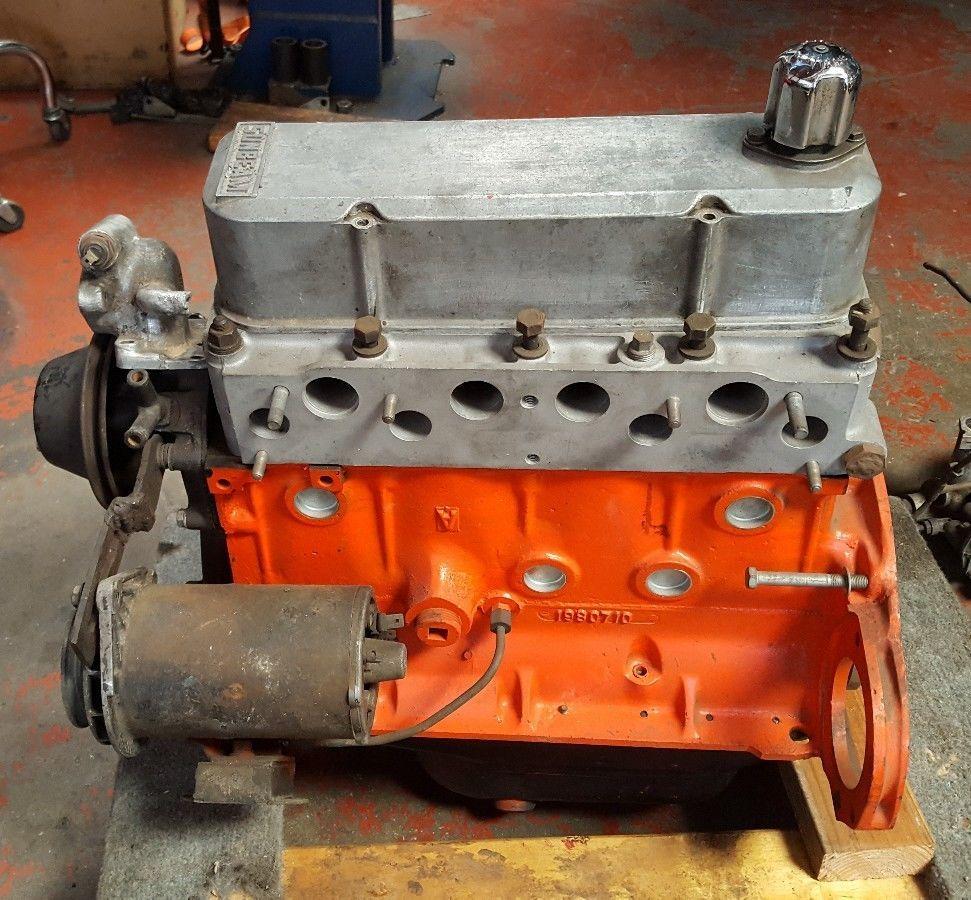 sunbeam alpine 1725 cc 4 cylinder engine motor. Black Bedroom Furniture Sets. Home Design Ideas