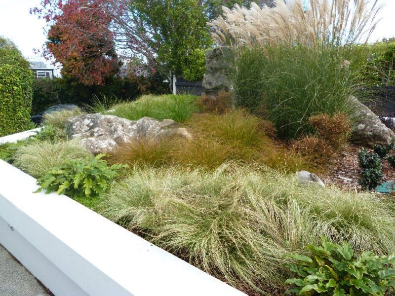 AFTER 4 Remuera Garden Low Maintenance and Natives Design