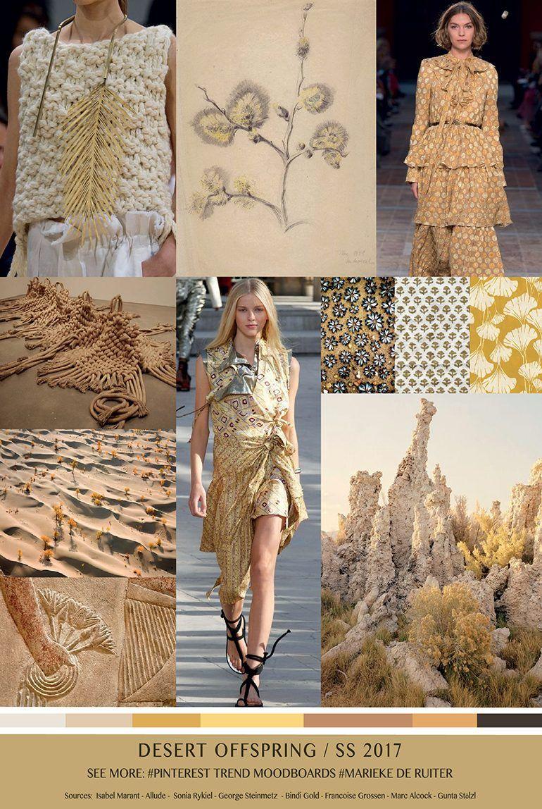 Moodboard Desert Offspring SS17 | style | Fashion, Spring ...