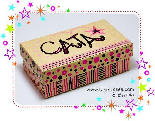 Resultado de imagen para cajas de regalo originales para - Como adornar una caja de zapatos ...