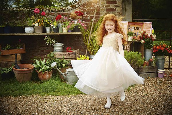 cb5ccaafe942 #Monsoon #Flowergirl dresses See more on Love4Weddings  http://www.love4weddings