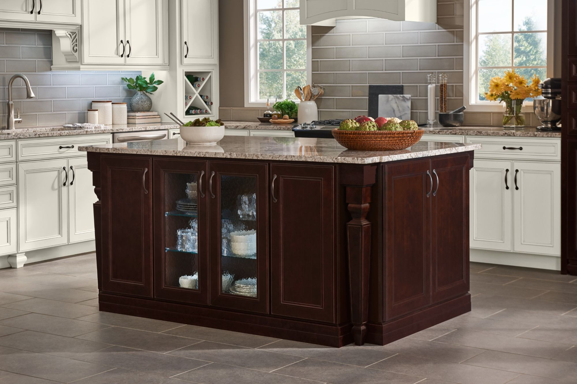 American Woodmark Macarthur Kcma Certified And Kcma Responsible And Sustaina Inexpensive Kitchen Cabinets Semi Custom Kitchen Cabinets Custom Kitchen Cabinets