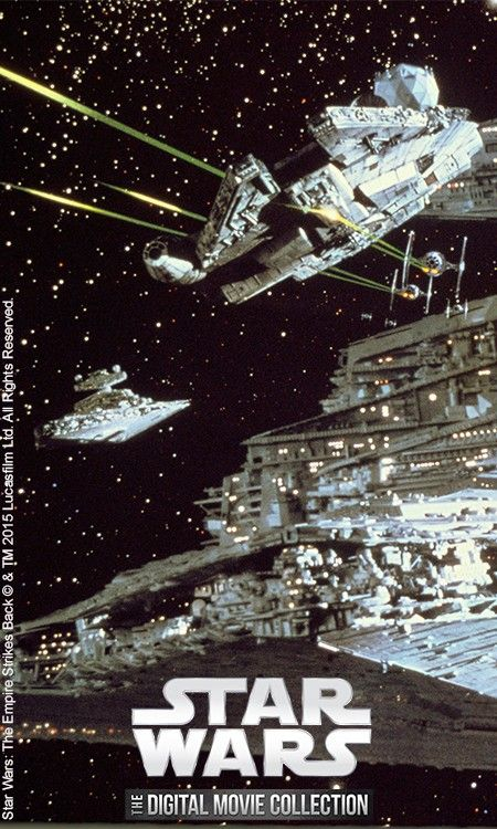 Star Wars: The Empire Strikes Back. See the first 6 episodes with the most iconic movie collection of all time.