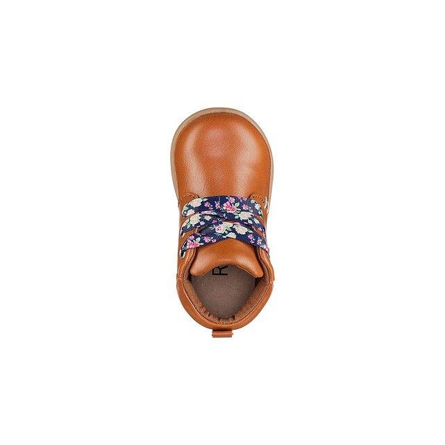 Boots lacets liberty La Redoute Collections | Bottines bébé