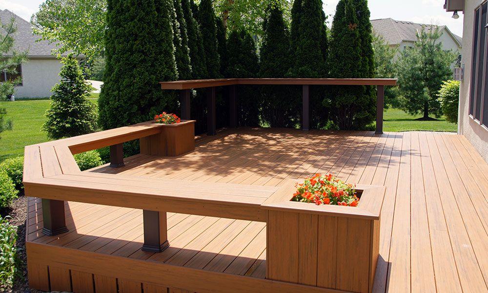 Central Ohio Custom Deck Builder Columbus Ohio Deck Construction Deck Designs Backyard Deck Design Patio Deck Designs