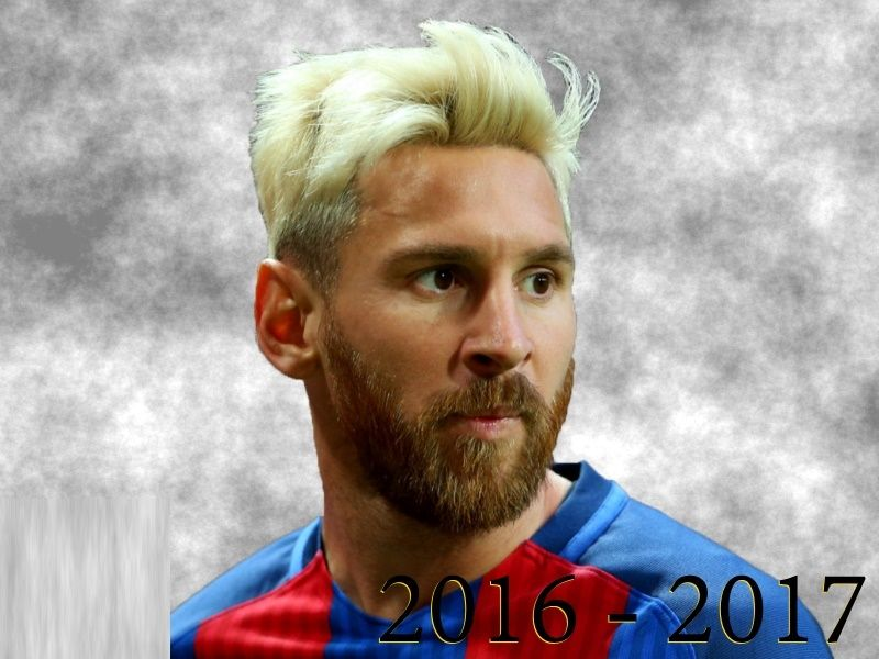 messi modele cheveux footballeur 2016 2017 coupe de. Black Bedroom Furniture Sets. Home Design Ideas