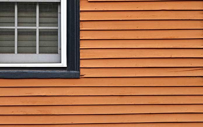 How To Fix Split Clapboard Siding Wood Lap Siding Clapboard Siding Wood Siding