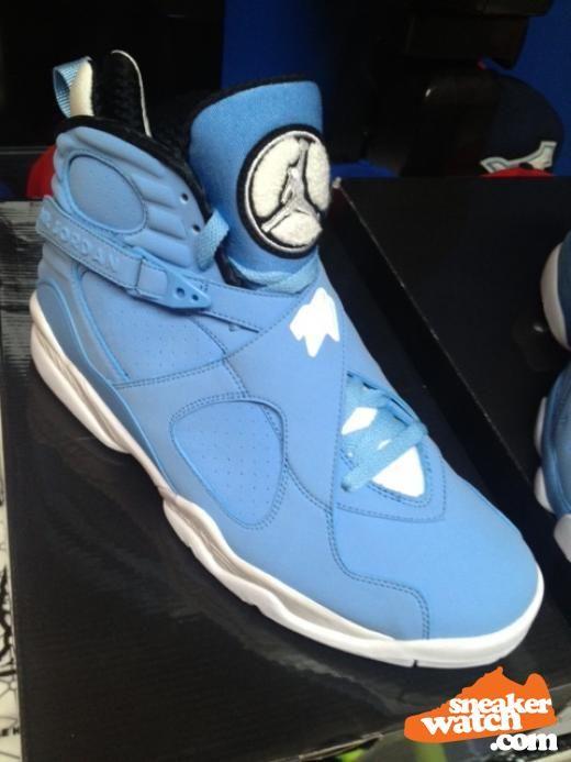 f2e69046cb2 Pantone Jordan 8 Sample   Sneakerz   Shoes, Jordans, Sneakers nike