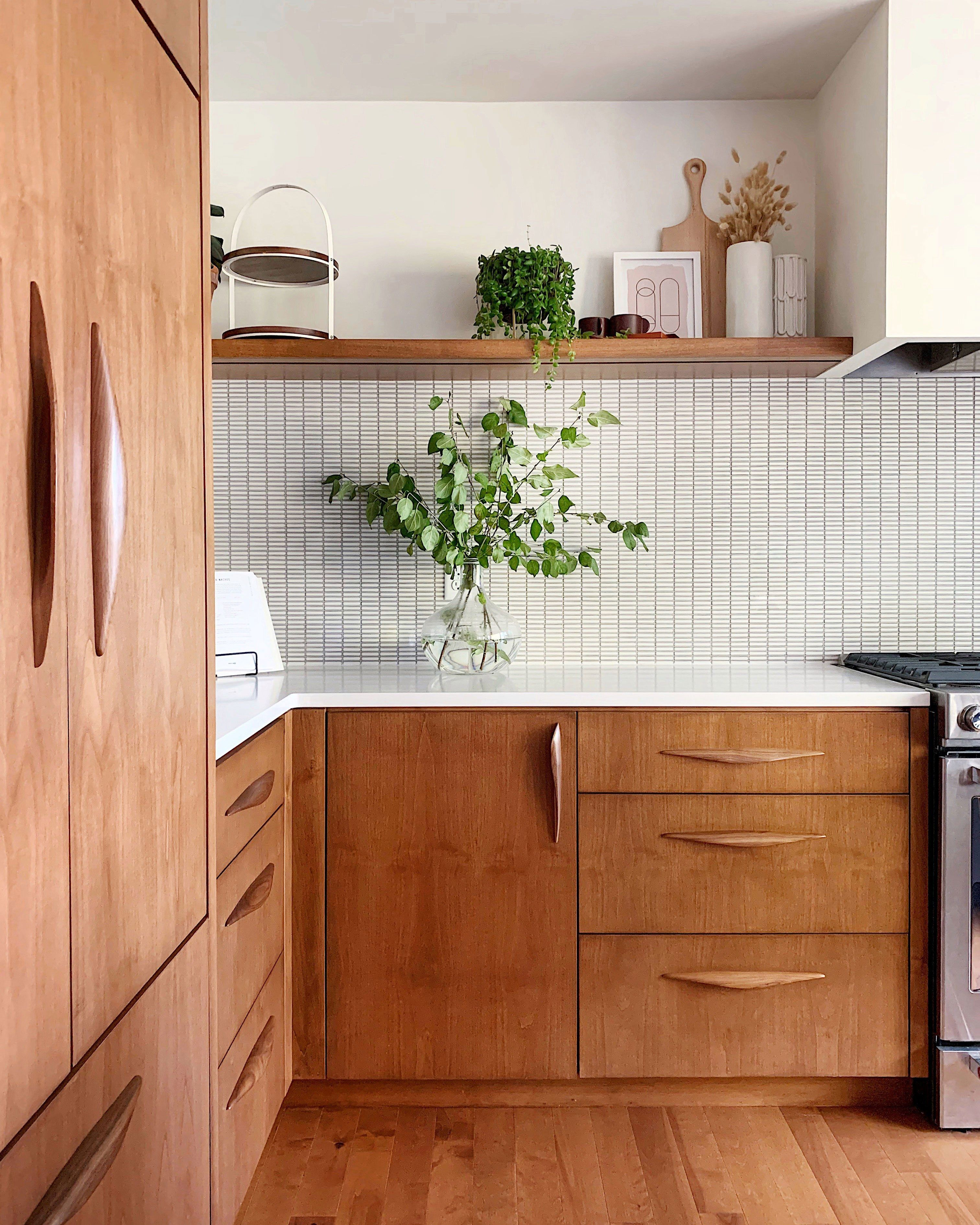 Photo of A Gorgeous Mid Century Modern Kitchen Remodel | Architectural Digest