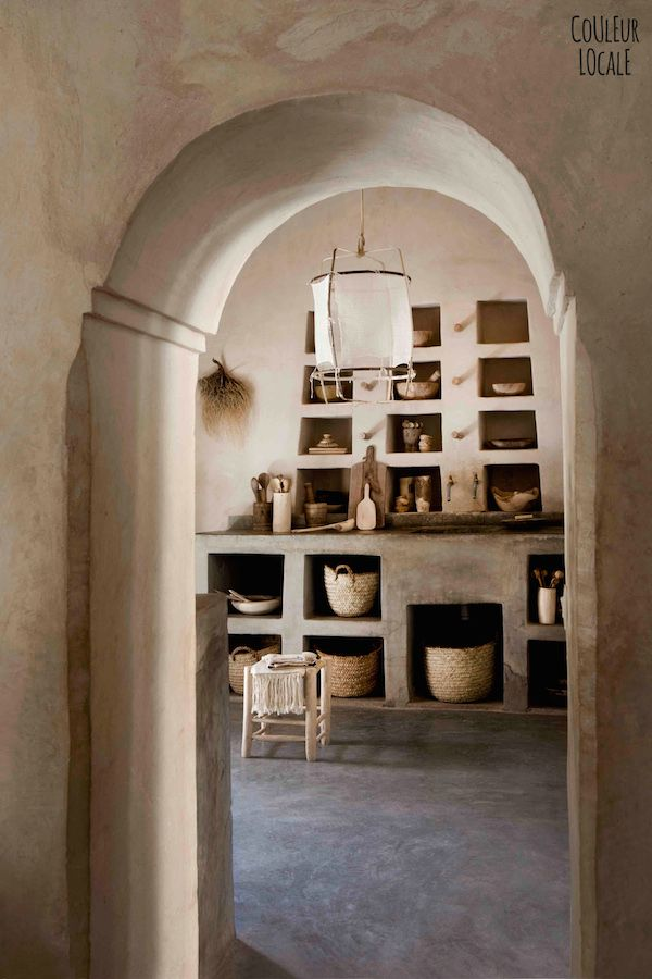 A beautiful Moroccan home decorated by Couleur Locale Architectual