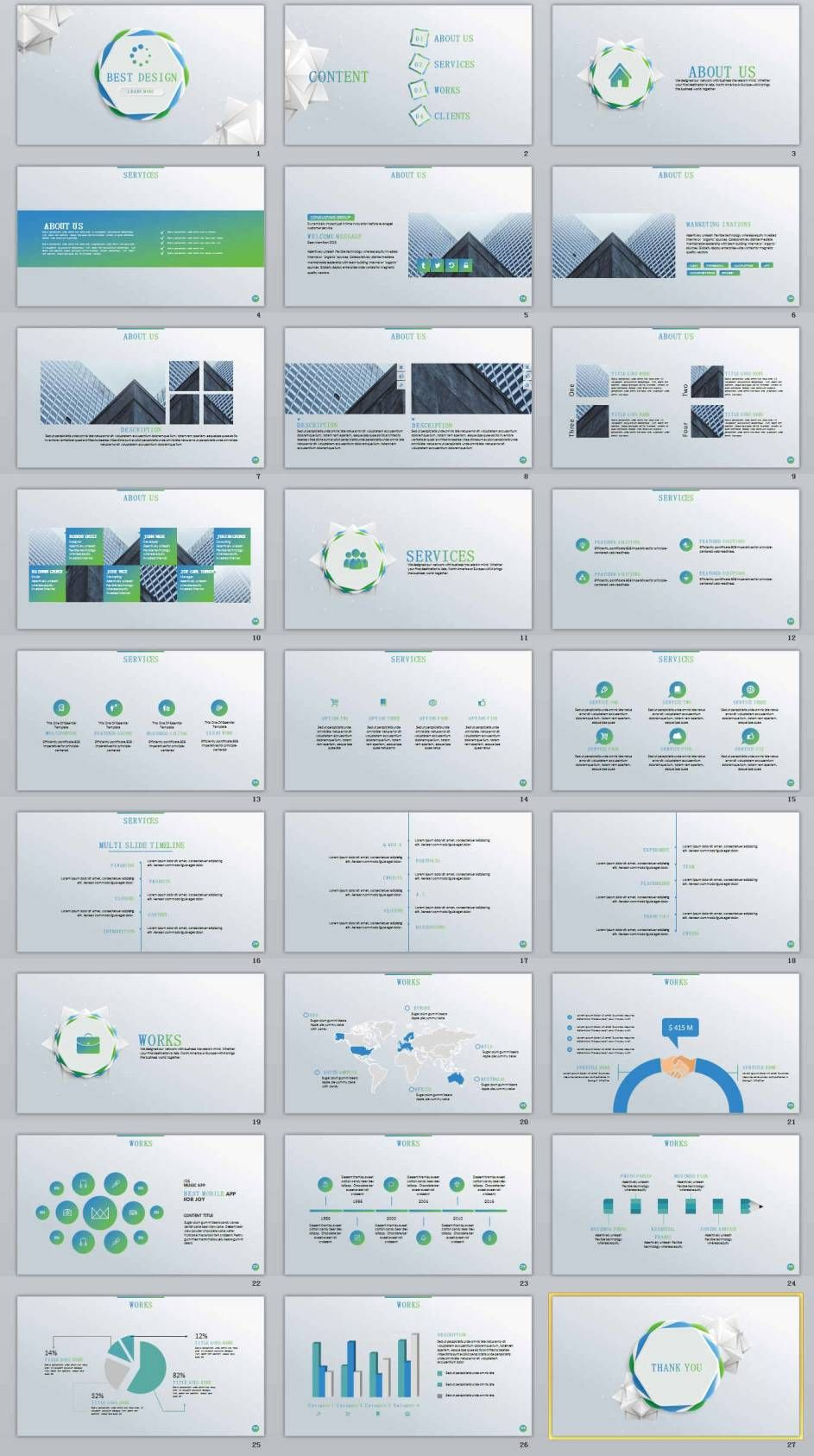 27+ multipurpose professional powerpoint templates | powerpoint, Modern powerpoint