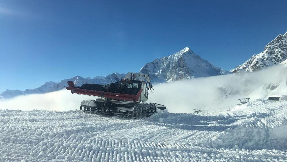 San Domenico ha riaperto agli sciatori - La Stampa