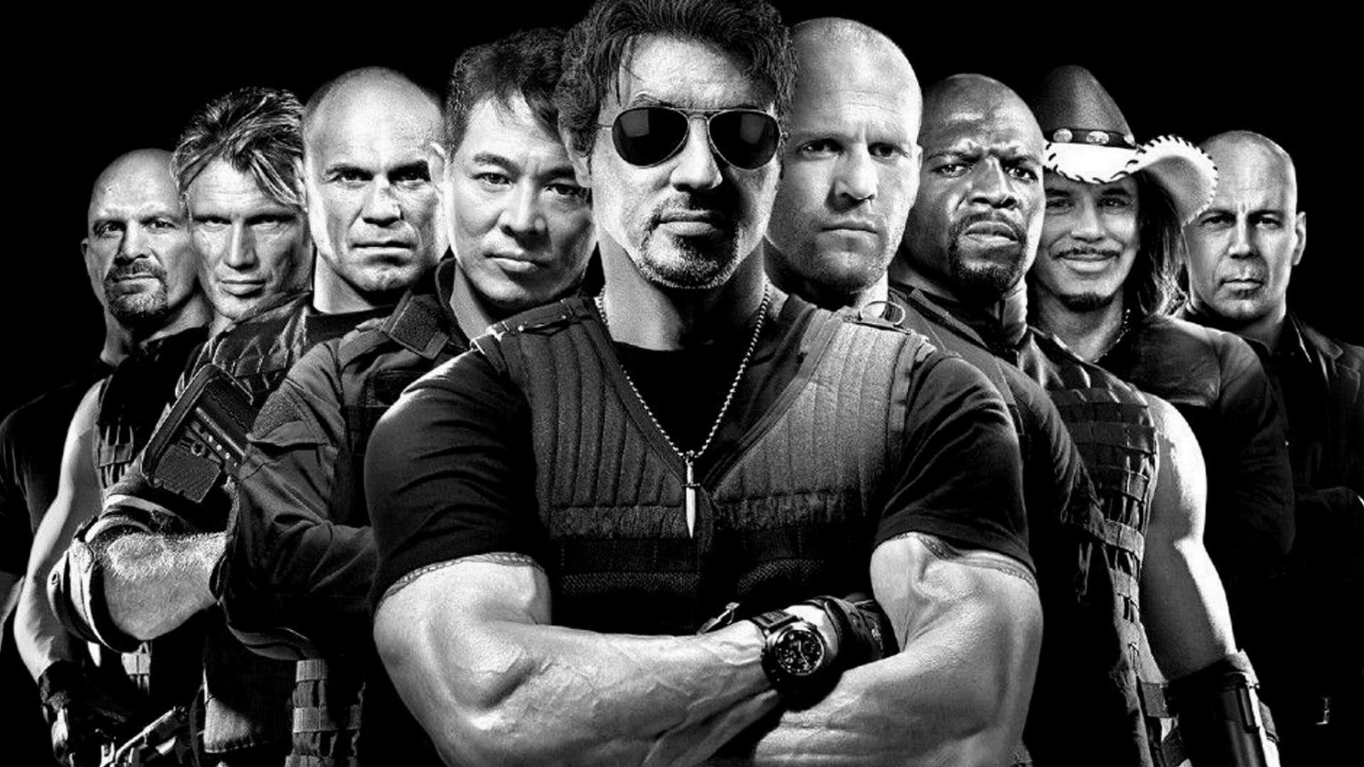 Sylvester Stallone In Expendables 2 Wallpapers: The Expendables Wallpapers Widescreen Full Hd 1080p