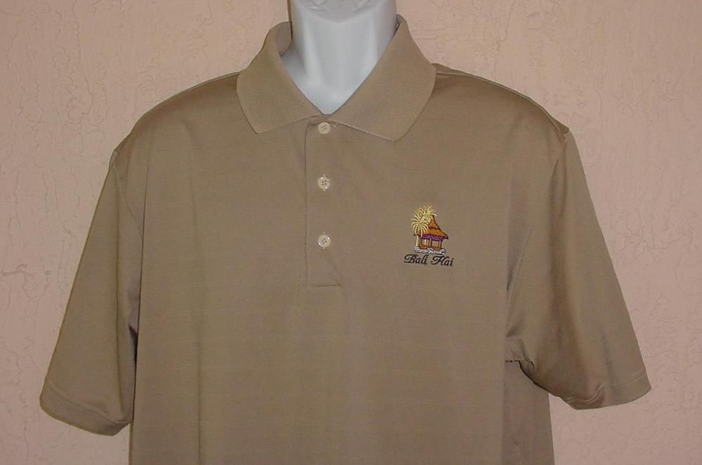 Bali Hai Golf Club Las Vegas On The Strip Pga Sched Polo Shirt Large Fashion Clothing Shoes Accessories Mensclothing Shirts Ebay Link