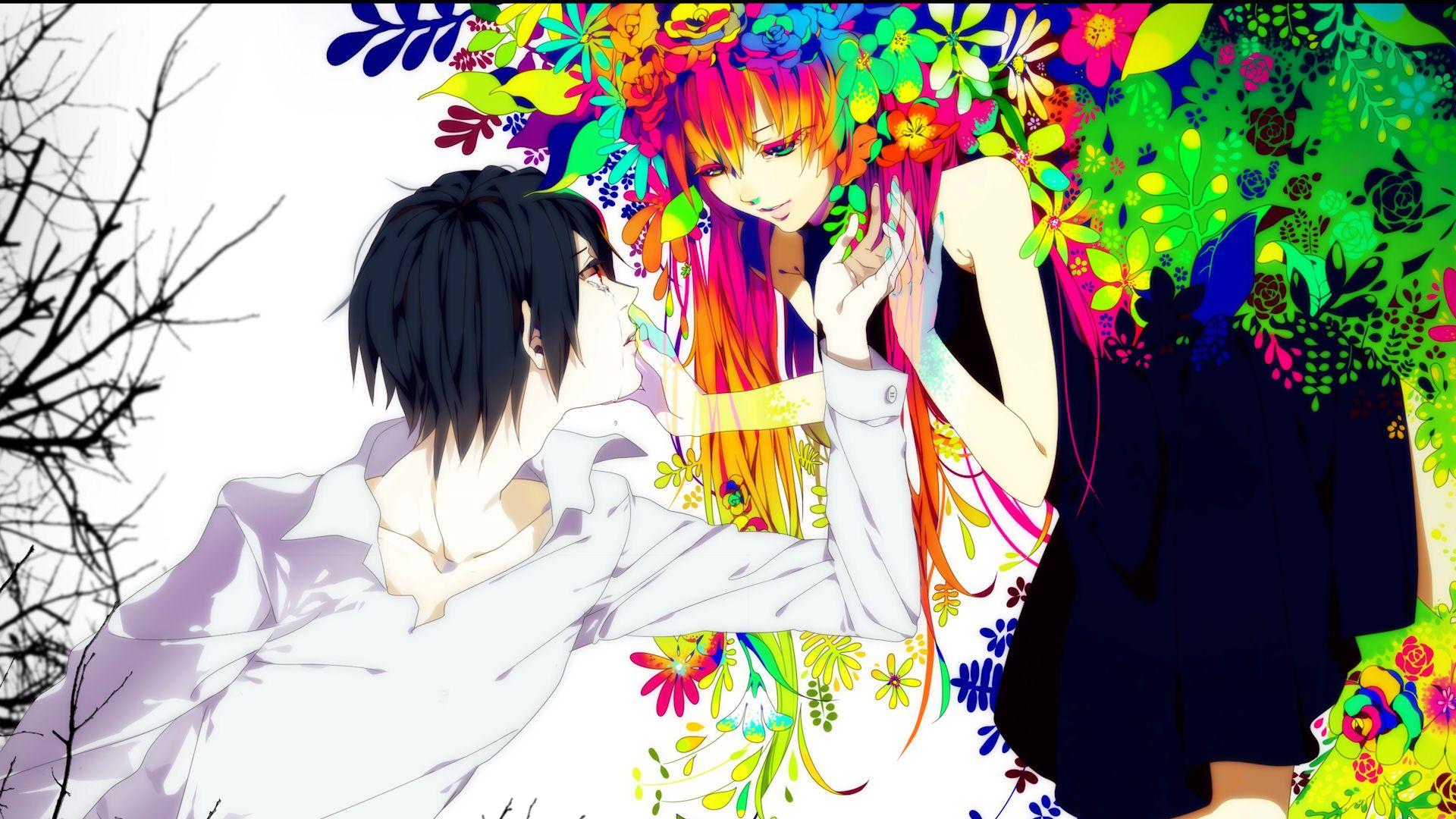 Anime Vocaloid Wallpaper Producción artística, Anime