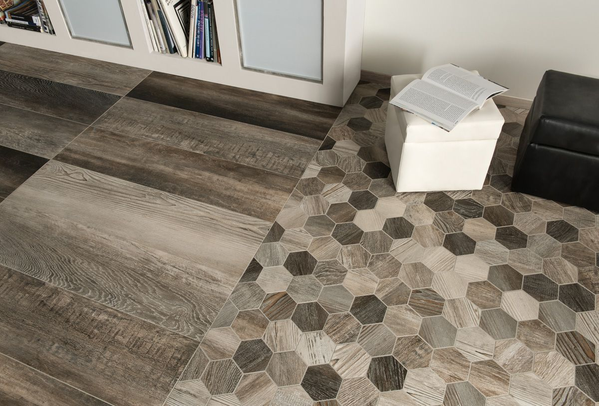 Wood Look Porcelain Tiles With Images Flooring Small Bathroom Window Small Bathroom Mirrors