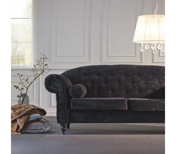 Sofa Dreisitzer Dunkelgrau bei mömax günstig online bestellen - wohnzimmer couch günstig