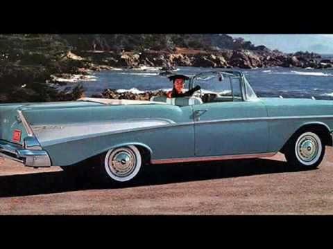 Ricky Van Shelton Backroads Youtube Chevrolet Bel Air 1957