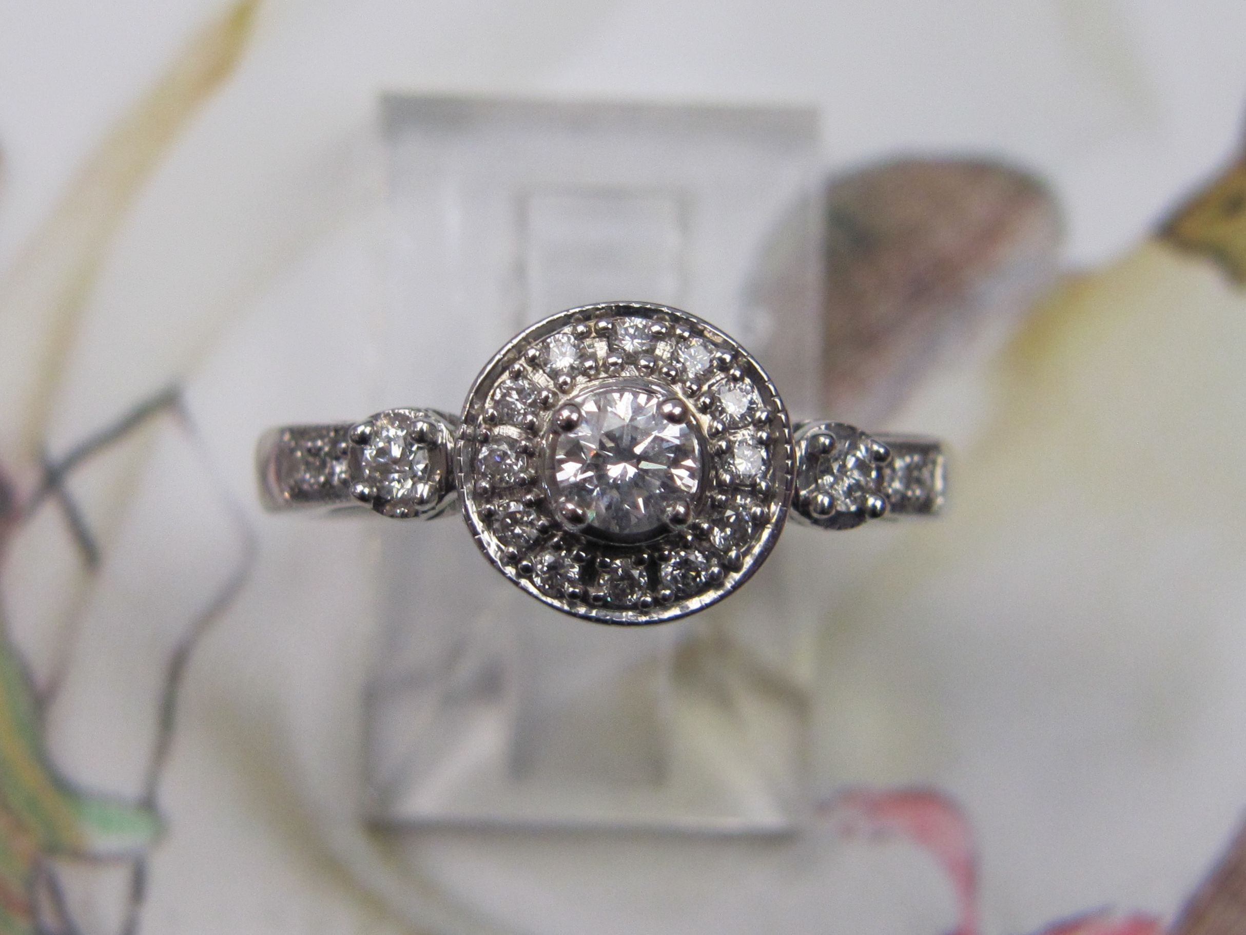 art antique carat centered made engagement platinum fg in diamond pin with and deco ring color
