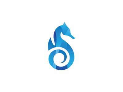 Sea Horse Logo Horse Logo Sea Logo Horse Logo Design