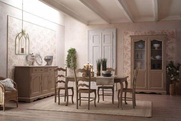 Provenzale arredamento ~ Arredamento casa al mare in stile provenzale zona pranzo con