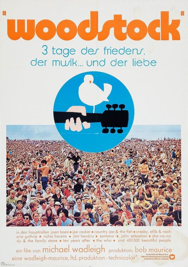 3 days of love and peace at woodstock photos | Woodstock: 3 Days of